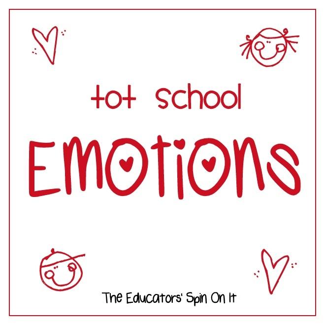 The Educators' Spin On It: Tot School