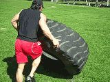 Sledgehammer workouts - Using a sledgehammer to burn fat & build muscle