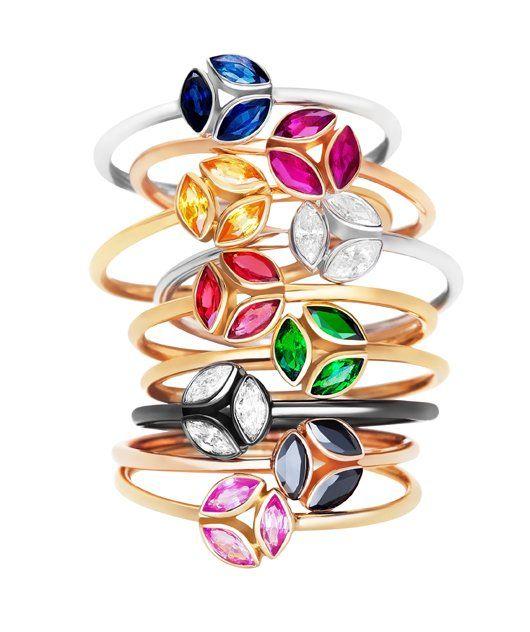 Meiissa Kaye rings