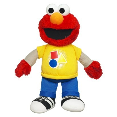 Sesame Street Talking Elmo Plush