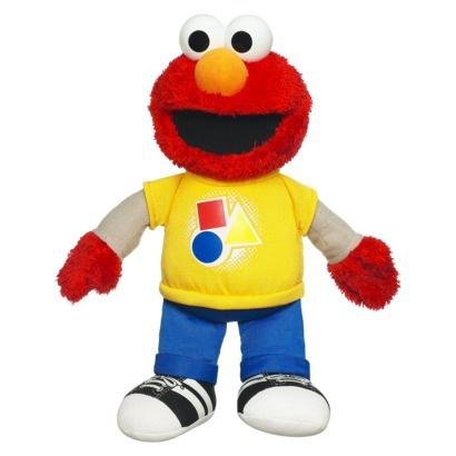 Sesame Street Talking Elmo Plush