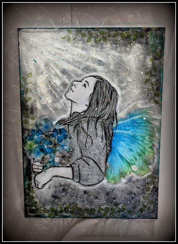 Handmade in Jerutki: w moim magicznym ogrodzie....