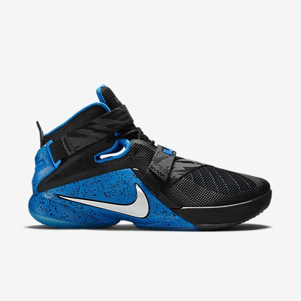 Nike Zoom LeBron Soldier 9 Premium Men's Basketball Shoe