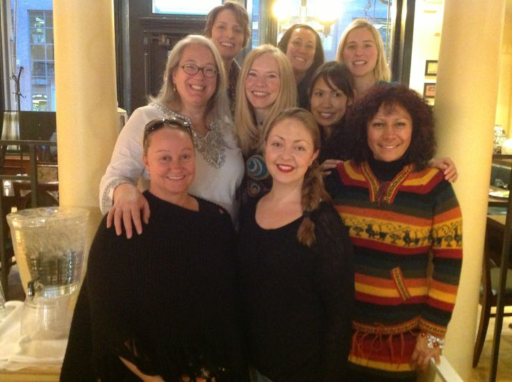 These recent graduates of the 95 Hour 10 day Summer Retreat Kids Yoga Teacher Training Intensive, are now all friends and gathering to share stories, ideas and have fun!  Join our next Summer Intensive at www.childrensyogabooks.com/training.html