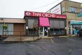 Thai Orchid (160 Hwy 8, Stoney Creek - 20 min. drive)