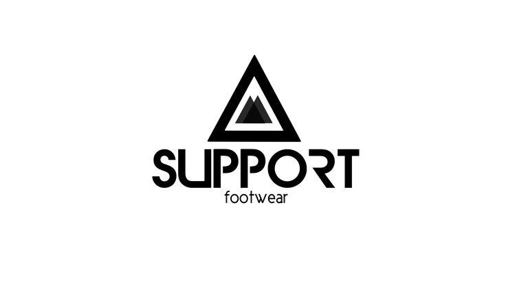 Logotipo 'Support' para Metodología del Diseño.