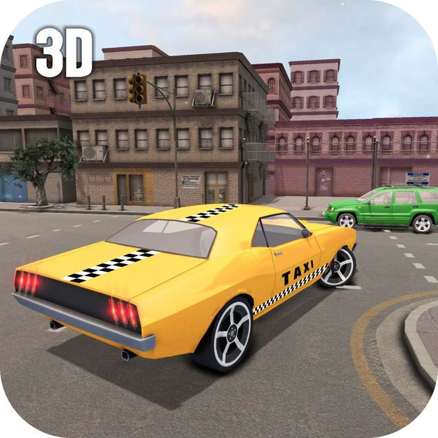 #NEW #iOS #APP Private City Taxi Driving 3D - Muhammad Mustafa