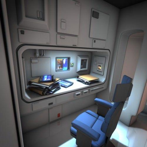 Spaceship Interior HD 3                                                                                                                                                     More
