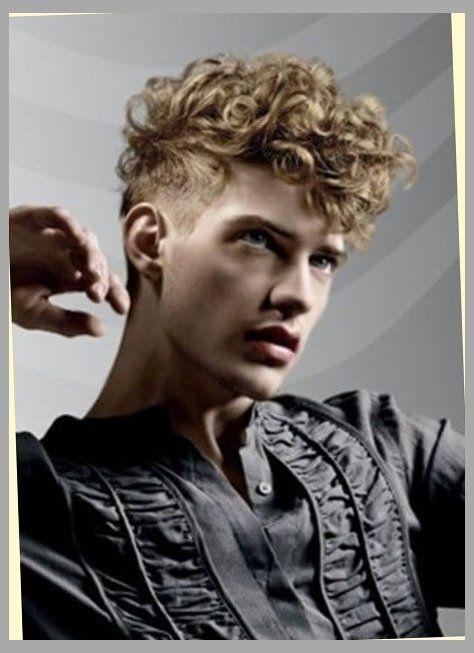 Men S Haircut Curly Google Search Curly Hair Men