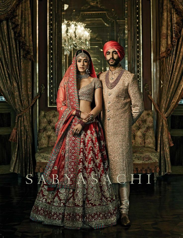 By designer Sabyasachi Mukherjee. Shop for your wedding trousseau, with a…