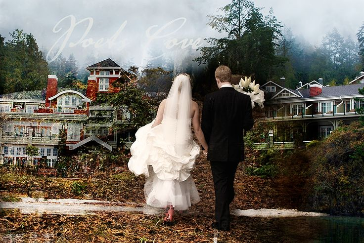 wedding couple creative double exposure www.nancyangermeyer.com