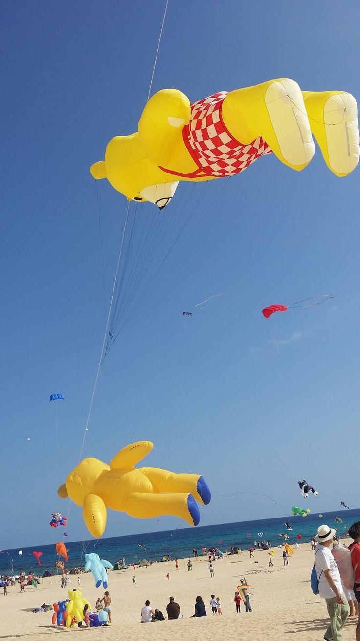 Festival Internacional de comentas - #Corralejo #Fuerteventura #IslasCanarias