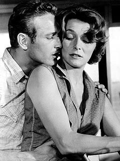 Paul Newman & Patricia Neal in Hud