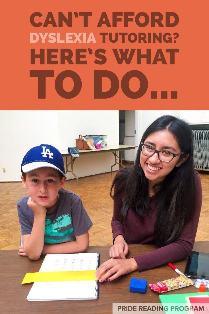 Can T Afford Dyslexia Tutoring Here Is What You Do Via Pridereading Parentsalienation Dyslexia Kids Dyslexic Students Dyslexia Activities [ 1102 x 735 Pixel ]