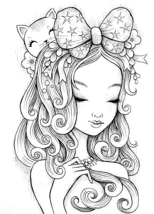 168 best hadas images on Pinterest | Coloring book, Coloring books ...