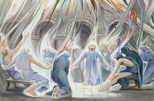 """So Pentecost became a symbol of what Christians eventually described as 'The unity of the Spirit in the bond of love'… In other words the """"unity in the Spirit of Jesus"""". Pentecost is a sign that the unity of humanity is a real and dynamic possibility (but only because it is a gift of God); a sign that diversity need not result in division. Language, says Pentecost, need not be a source of violence, but can be a source of mutual understanding (standing under one another, in the way of Jesus)."""