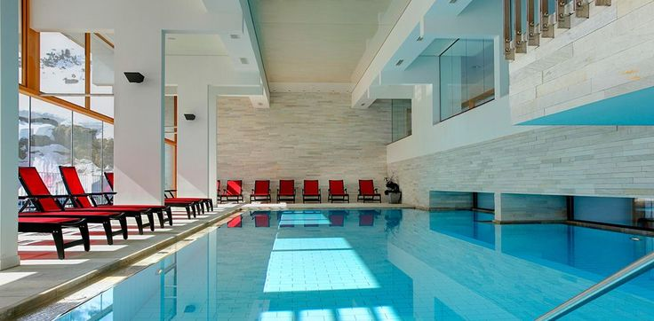 Hotel in Obergurgl - The Crystal, das ☆☆☆☆s-Lifestyle-Hotel direkt an den Pisten von Obergurgl