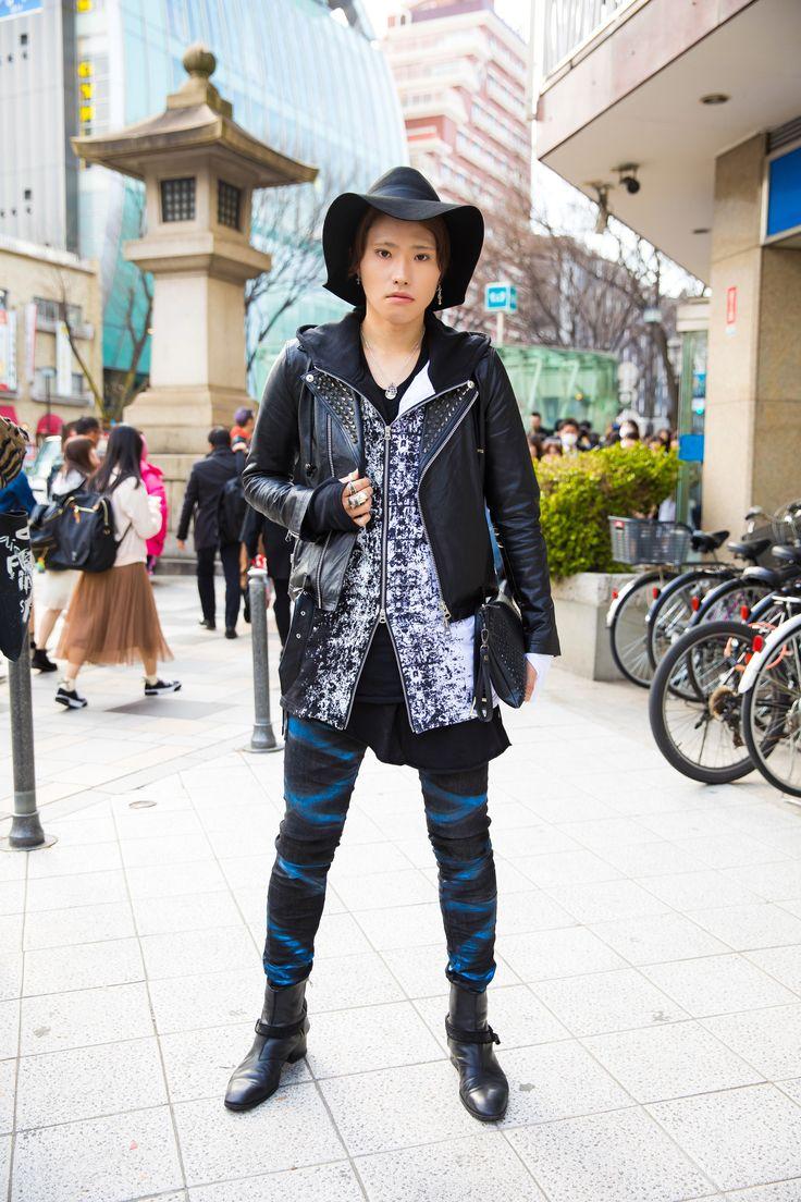 Tokyo Fashion Week Fall  Street Style