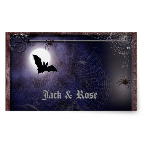 halloween gothic small sticker template in 2018 gothic weddings