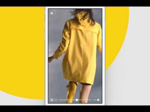 Exemple de promoted pins video sur #Pinterest YouTube