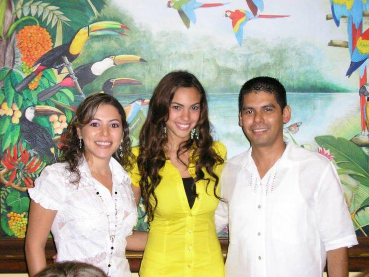 Señorita Colombia 2006 Eileen Roca