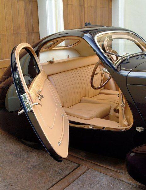 1931 Bugatti Type 51 Coupe (7 фото) - 15 Июня 2015 - Журнал МиллиардерЪ | Блоги