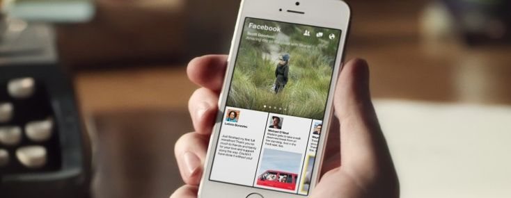 Facebook Paper is now available on the iPhone in the US - The Next Web