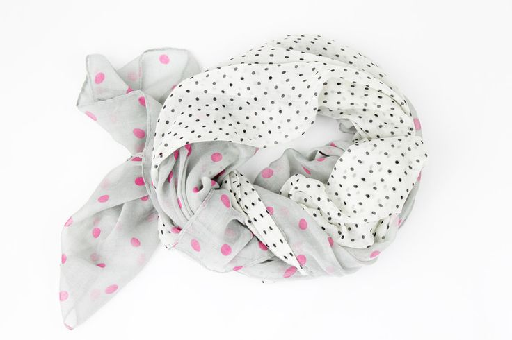 Fall in love with polka dots all over again with this fun and flirty graphic take on the traditional pattern. It's sure to have you walking on cloud nine. www.mooreaseal.com