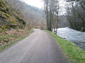 La vallée du Cousin (Yonne)
