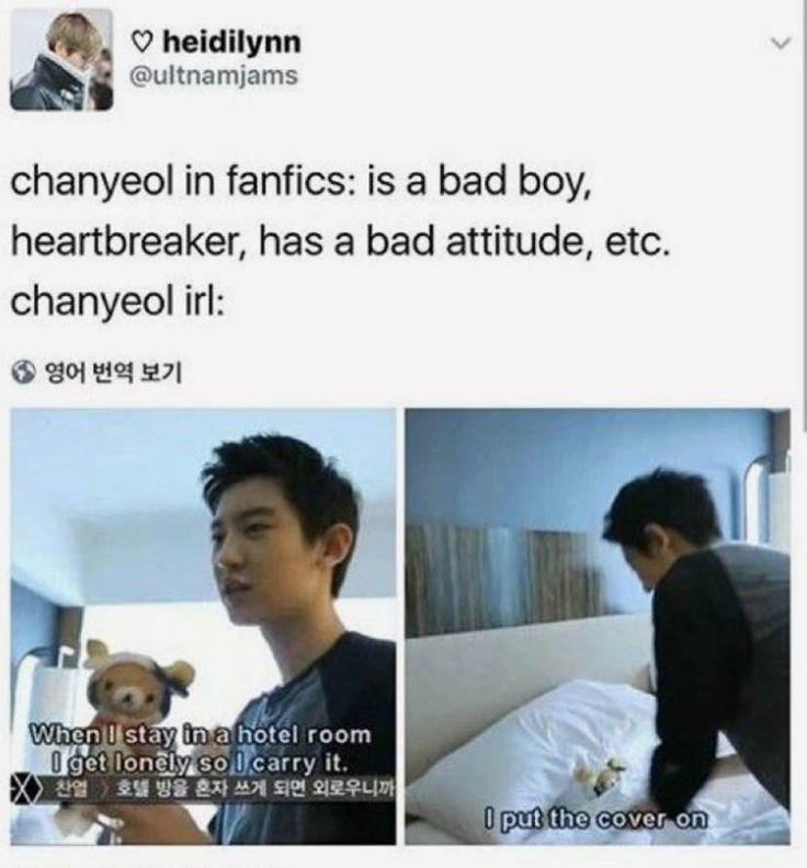Oh chanyeol