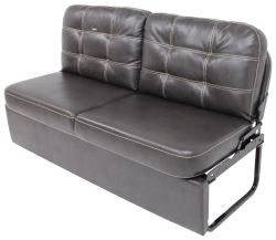 "Thomas Payne RV Jackknife Sofa with Leg Kit - 62"" Long - Poise Dark Chocolate"