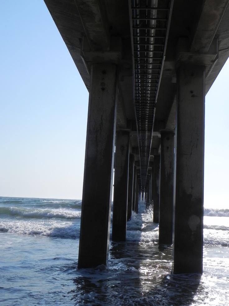 Durban pier...