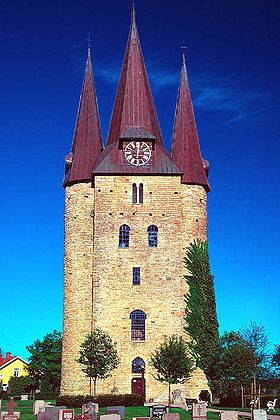 Husaby Church Sweden