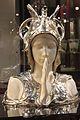 """#LesXX S.L.B.A. Charles van der Stappen (#Belgian, 1843-1910), Le Sphynx mystérieux, 1897, Musées royaux d'art et d'histoire, Bruxelles. (the Societe Libre des Beaux Arts) """"The first of their ( A.L.B.K.) 1880 December concerts was held in the studio of sculptor Charles Van Der Stappen."""" """"Les Vingt and the Belgian Avant-Garde"""""""