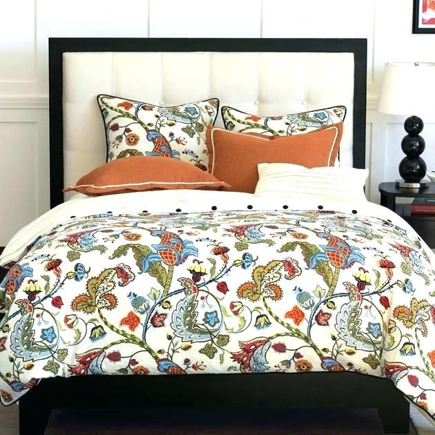 Astonishing Rust Colored Bedding Rust Colored Quilt Modern Bedding
