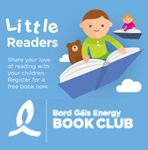 To celebrate the recently launched Little Readers, Bord Gáis Energy wants to give one lucky family the chance to win a city break to Dublin.