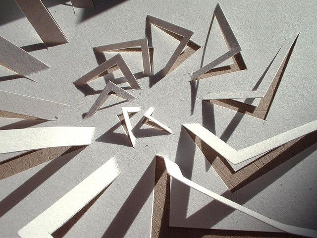 paper art by richard sweeney