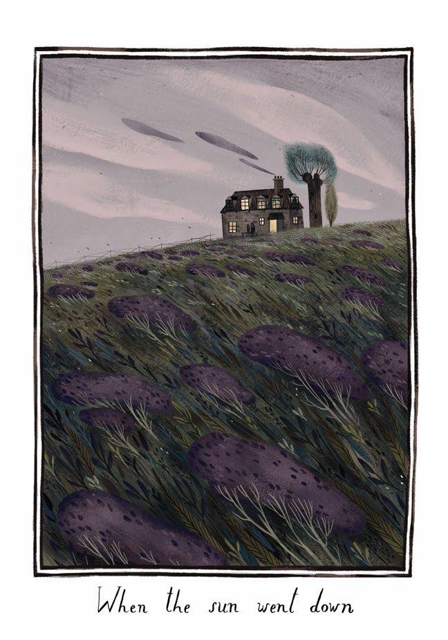 Дневник человека, который рисует каракули - The Secret Garden