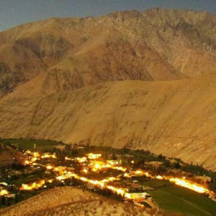 Pisco Elqui, Valle Del Elqui. Región de Coquimbo,Chile.