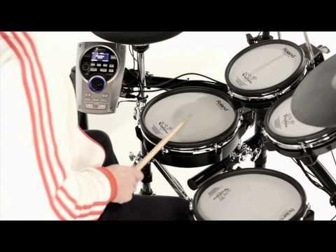 Roland TD11KV  Digitaal Drumstel Heerlijk voor in mijn eigen muziekstudio!