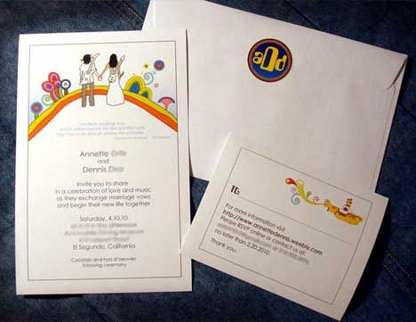 26 best images about beatles wedding – Beatles Party Invitations