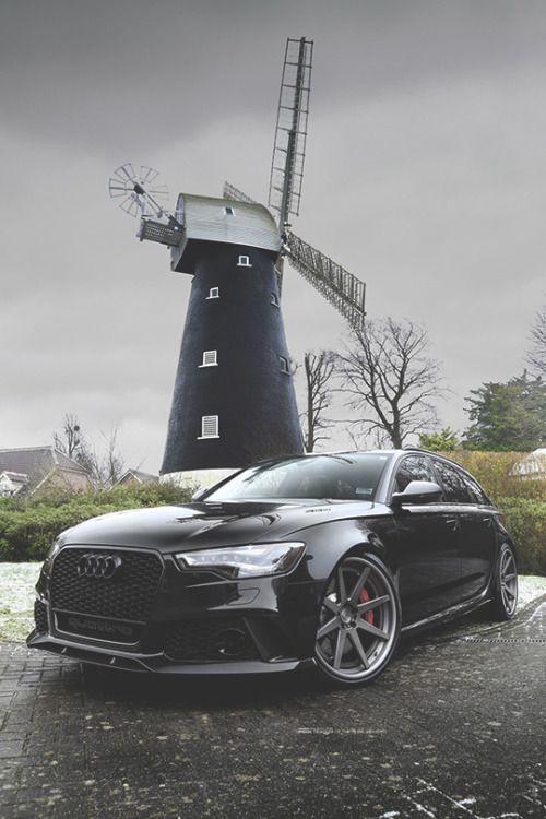 modernambition:Audi RS6   MDRNA   Instagram