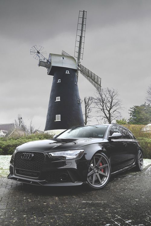 modernambition:Audi RS6 | MDRNA | Instagram
