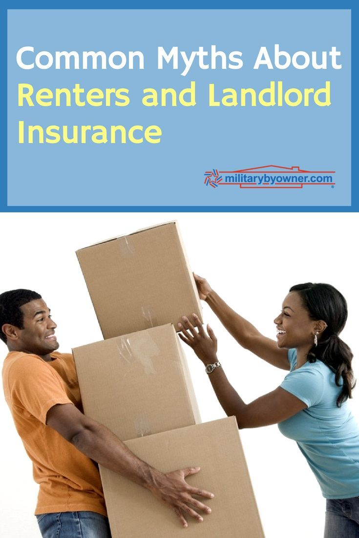 Renters And Landlord Insurance Don T Get Burned Being A
