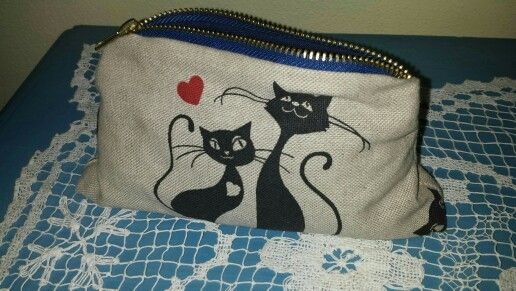 Bustina con gattini