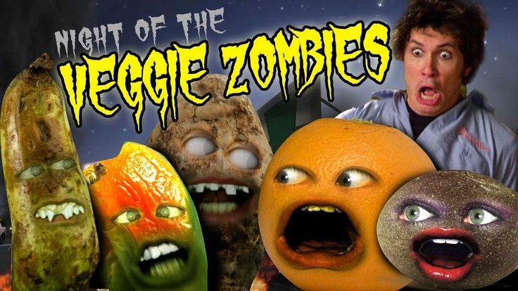 Night of the Veggie Zombies episode of The HFA of AO