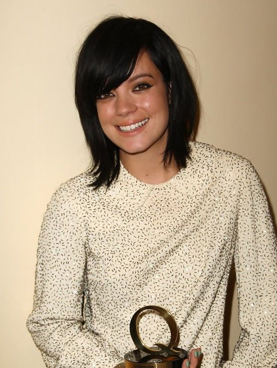 nice Lily Allen Hair Styles #Allen #Hair #Lily #Styles