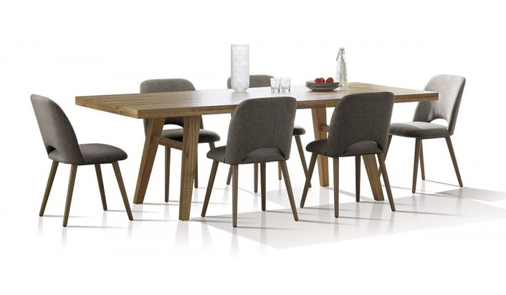 Alice 7 Piece Dining Table and Chairs | Focus On Furniture