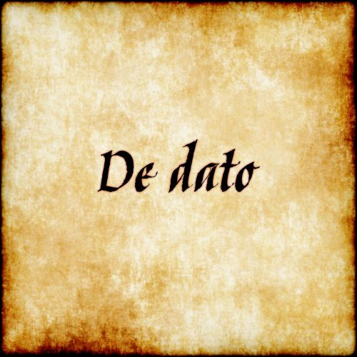 en Latin English dato et retribuam