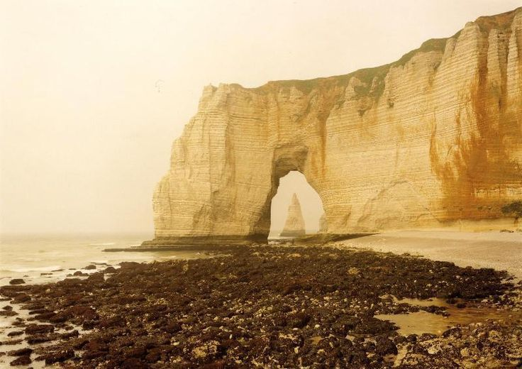 Elger Esser, Cap d`Antifer - Etretat, 2003, Aurifer AG